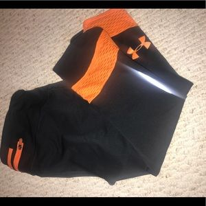 Under armour tough mudder leggings